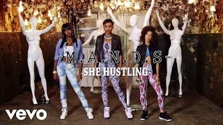 Love Jones Girlz - M.A.N.D.S. (She Hustlin')