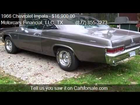 1966 Chevrolet Impala  for sale in Headquarters in Plano, TX