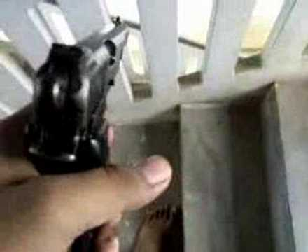 9mm AUTO PISTOL INDIAN MADE