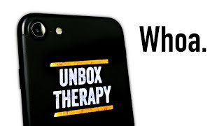 The Unbox Therapy Edition iPhone