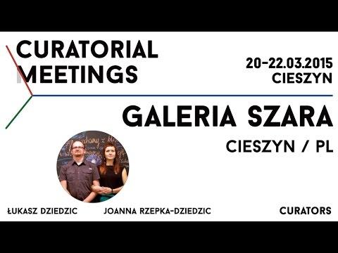 Curatorial Meetings / Galeria Szara 08 // PL