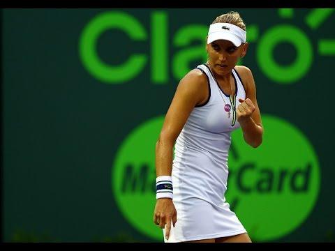 Miami Open Second Round | Elena Vesnina vs Venus Williams | WTA Highlights