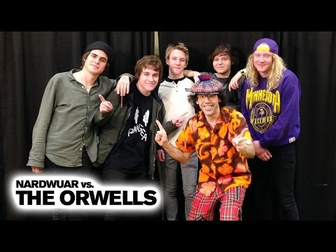 Nardwuar vs. The Orwells