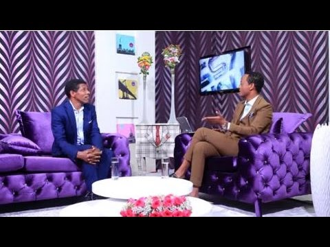 Jossy In Z House Show - Interview with EAF President Haile Gebresilassie | JTV Ethiopia