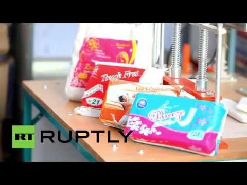 India: Tamil inventor gives Big Pharma a period problem