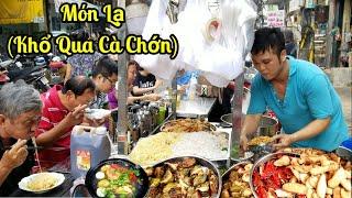 Phát thèm với món lạ (Khổ Qua cà chớn) món ăn 30 năm ở Phố người Hoa Sài Gòn | saigon travel Guide