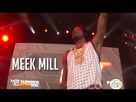 Meek Mill Discusses His Summer Jam Performance, Dirt Bikes, Beenie, and Rosenberg's Birthday Show