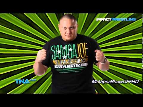 2009 2014: Samoa Joe 5th Tna Theme Song - nation Of Violence (hq) video