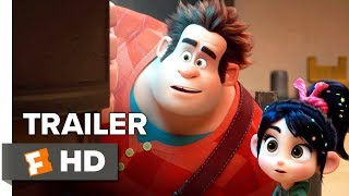 Ralph Breaks the Internet Teaser Trailer #1 (2018) | Movieclips Trailers