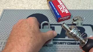 SouthOrd TPXS-07 - Tubular Lock Pick - 7 Pin