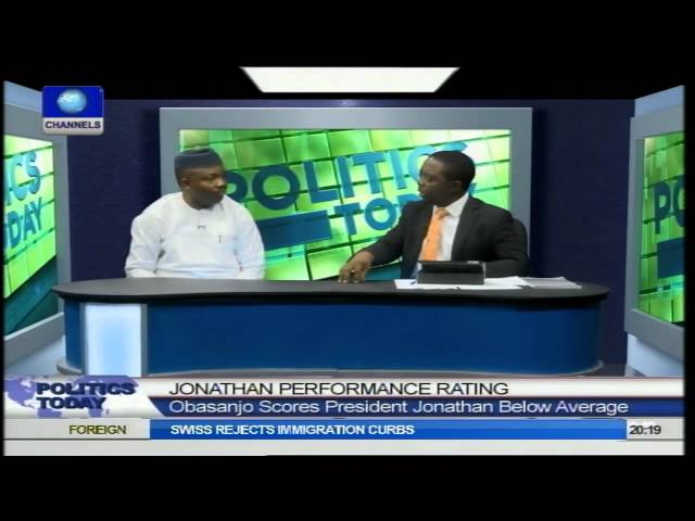 Politics Today: Obasanjo's Criticism And The Way Forward Pt1