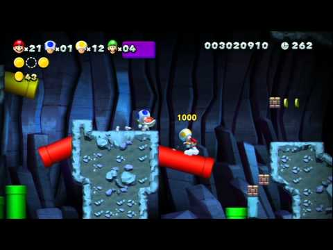 New Super Mario Bros. U: Giant Bomb Quick Look