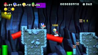 New Super Mario Bros. U: Giant Bomb Quick Look