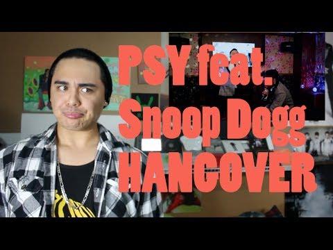 PSY - HANGOVER feat. Snoop Dogg MV Reaction