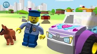 Lego Công An Bắt Trộm 2 - Game Vui Cho Bé