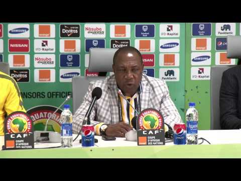South Africa - Press conferences (2701) - Orange Africa Cup of Nations, EQUATORIAL GUINEA 2015