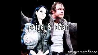 paige & dean | kiss the devil