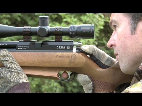 The Airgun Show – stalking rabbits. the Gamo Varmint Stalker Barricade on test and the Midland