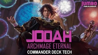Jodah Archmage Eternal Commander Deck Tech