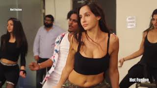Nora Fatehi Hot Edit Ek Toh Kum Zindagani Vlog Behind the Scenes