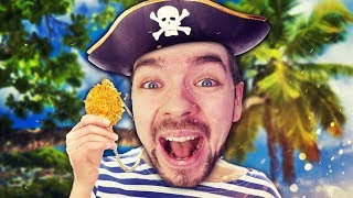 SO MUCH TREASURE | Sea Of Thieves #2 w/Robin & Ethan