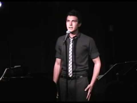 Philip Drennen sings Whether or Not (Live at Arts Bank Cabaret) - 5/15/09