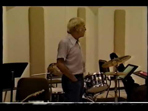 Jimmy Raney on Timing, 1993 Workshop