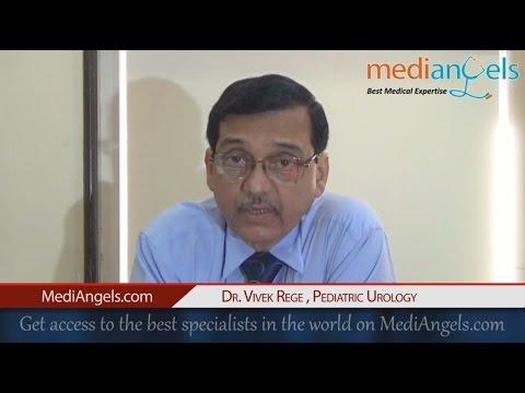 Pediatric Urologist | Top Uro-Genital Specialist in India | Dr. Vivek Rege | MediAngels.com thumbnail