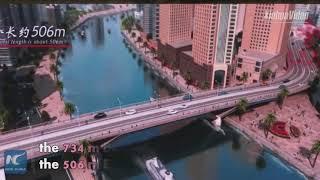 Two China-funded bridges in Metro Manila start construction