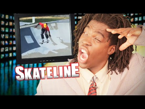 SKATELINE - Marc Johnson, Mike Carroll, Chris Pfanner, Jimmy Wilkins, Cody Davis & More