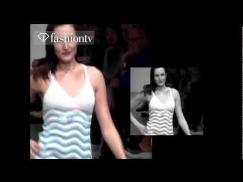 FLASHBACK: Australia Fashion Week ft Karen Walker, Pablo Nevada Spring/Summer 2001 RTW | FashionTV