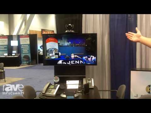 InfoComm 2014: Jenne Offers the LifeSize Cloud Solution for Video Conferencing