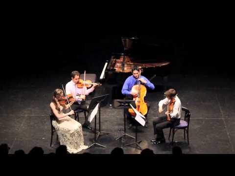 Ravel: String quartet in F major - I. Allegro moderato - Très doux