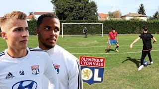 2 JEUNES DE L'OL M'AIDENT À RECRUTER (VINSKY FC)