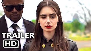 INHERITANCE Trailer 2 (NEW 2020) Lily Collins, Simon Pegg Thriller Movie HD