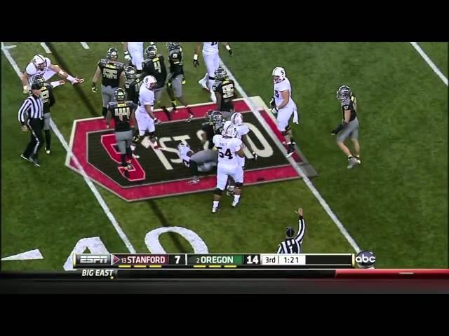 Dion Jordan vs Stanford (2012)