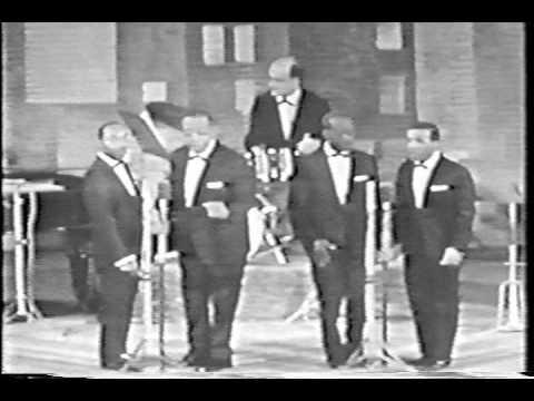 The Golden Gate Quartet - Joshua Fit The Battle Of Jericho