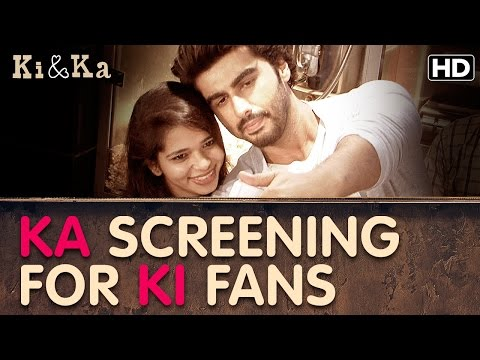 Ka Screening For Ki Fans | Ki & Ka