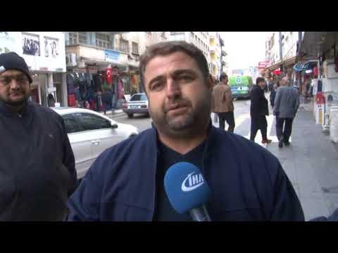 Roketlerin Düştüğü Kilis'te Halk Kentine Sahip Çıkıyor