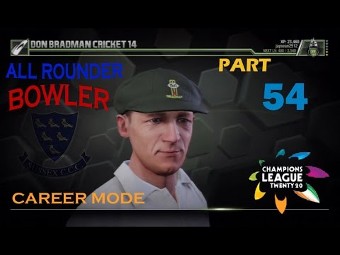 Don Bradman Cricket 14 Career Mode Epi 54