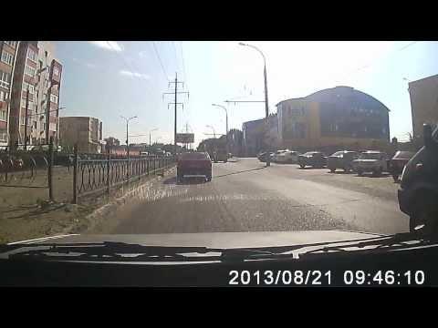 Еще один идиот на дороге