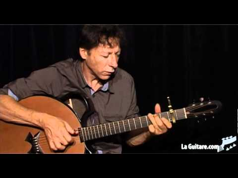 Balazs Prohaszka - Part II - Salon de guitare Montréal 2011
