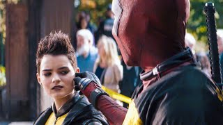 Download Lagu DEADPOOL 2 'X-Men vs. Firefist' Scene / Movie Clip (2018) Gratis STAFABAND