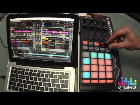 Djmarket.it - Tutorial Traktor Kontrol F1 Italiano