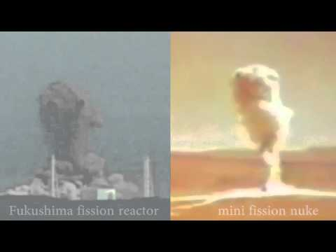 Fukushima  Nuclear Blast at Reactor 3
