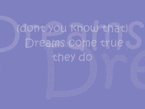 Never Heard Of It - Dream Come True