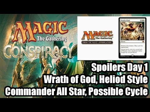 Ftv Annihilation conspiracy Spoilers: Wrath And Blink Commander (1) video