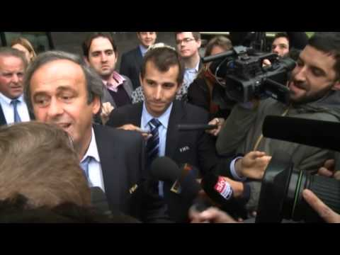 WM 2022: Platini vs. Blatter: