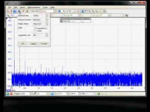 PicoScope 6: Basic Menu Overview - Part Three