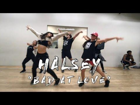 Bad At Love - Halsey | Choreography by Sam Allen